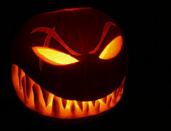 Do you carve your own pumpkin for halloween or buy one made already?