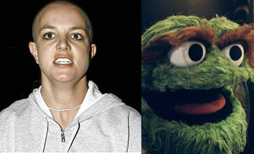 Britney Spears To Appear On Sesame Street