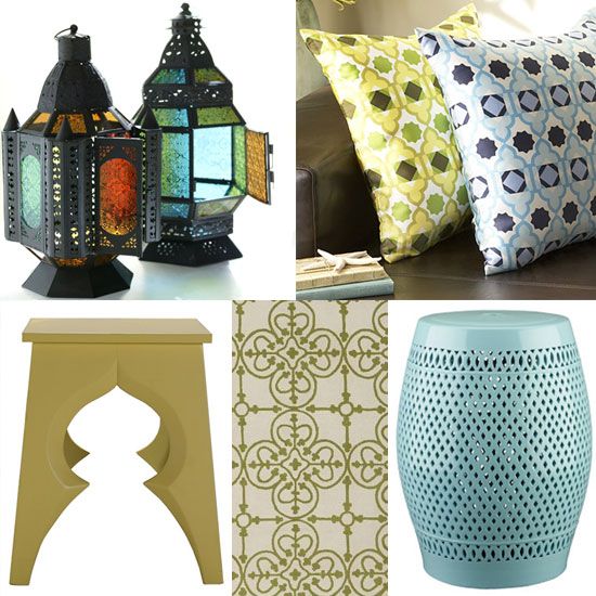 Get the Look: Passport to Morocco