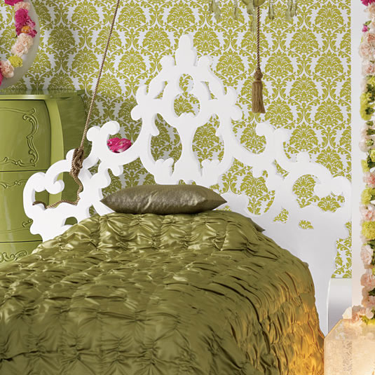 Nice and New: Petit Boudoir at Brocade Home