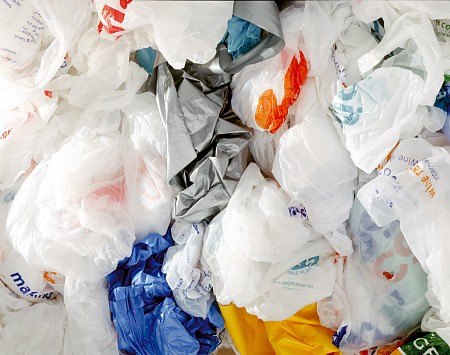 Casa Verde: Recycling Plastic Shopping Bags