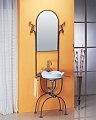 Love It or Hate It?  LineaAqua Quinn Wrought Iron Bathroom Vanity