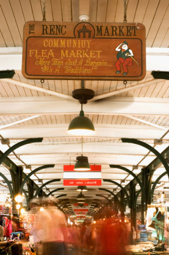 Do You Shop For Homewares at Flea Markets?