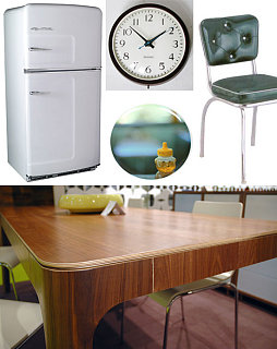 Get the Look: Updated Diner Kitchen