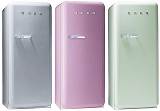 Nice and New: Smeg Retro Fridges Come to the U.S.