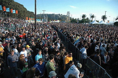 Treasure Island Music Festival Recap, Part I