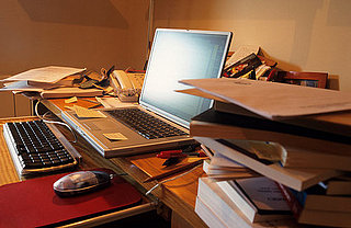 Is Your Desk a Mess?