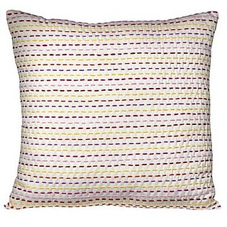 Steal of the Day: Isaac Mizrahi Topstitch Pillow