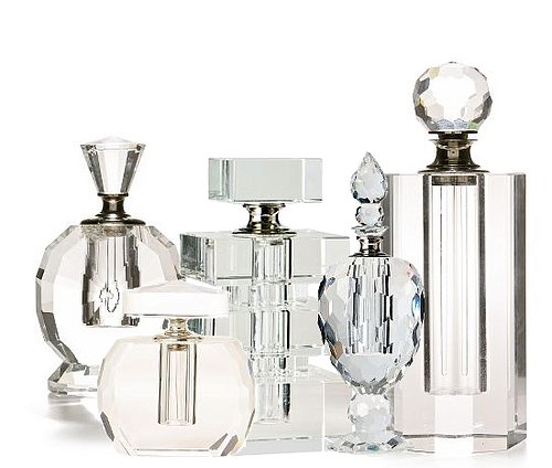 Anthropologie Provence Society Perfume Bottles