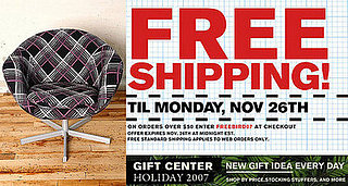 Sale Alert:  Free Shipping at Urban Outfitters
