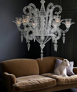 Crave Worthy:  Candle Chandelier From Abigail Ahern