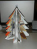 DIY: Recycled Catalog Christmas Trees