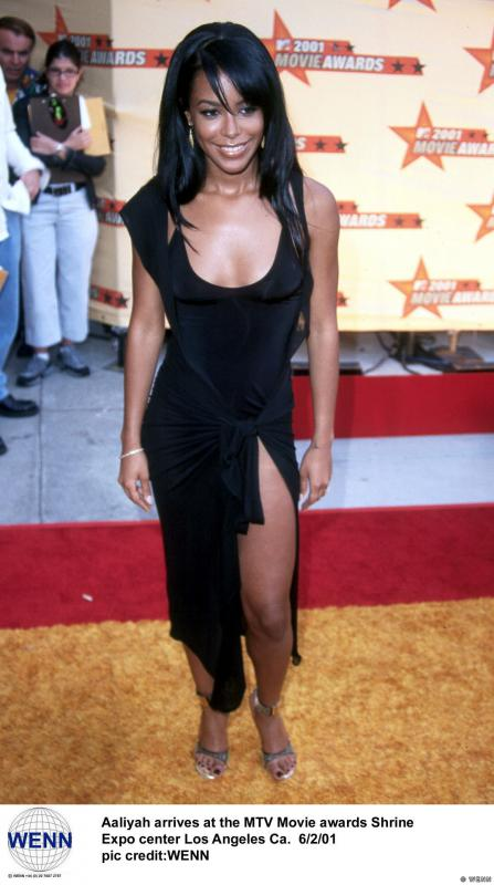 Rate The Stars: Aaliyah