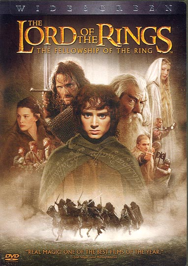What is your favorite Lord of the Rings movie?