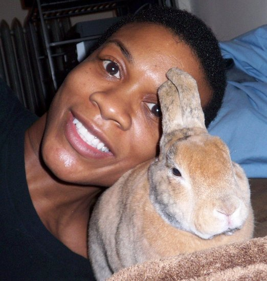 me and rusty in 2006