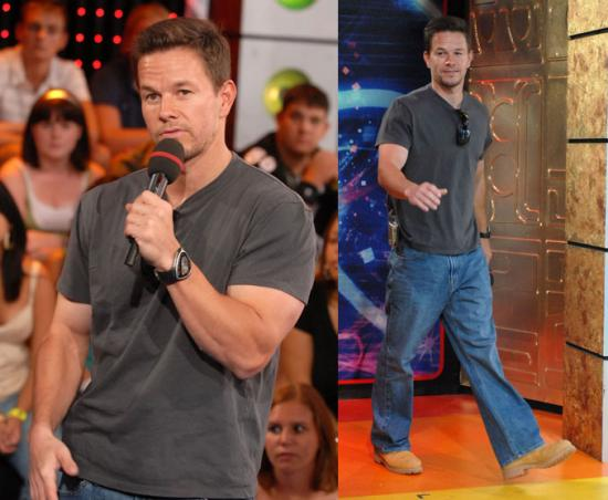 Marky Mark on TRL