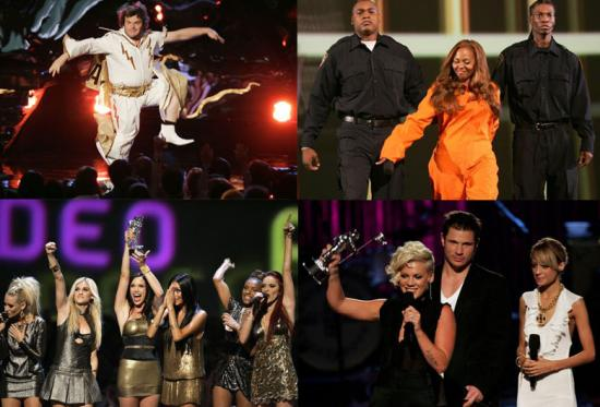 The 2006 VMA Awards