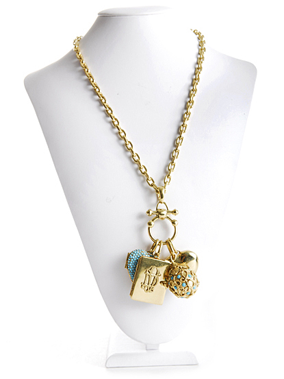 Trend Alert: Charm Jewelry - Part 1: Necklaces