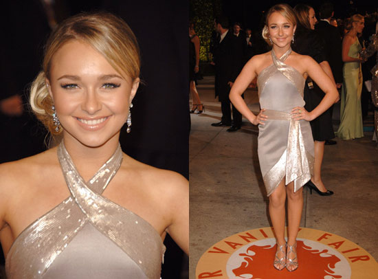 Vanity Fair Oscar Party: Hayden Panettiere