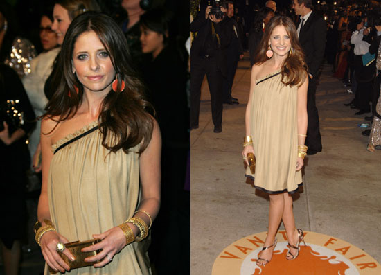 Vanity Fair Oscar Party: Sarah Michelle Gellar