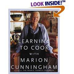 Learning to Cook with Marion Cunningham