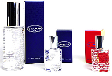 Scoop's First Fragrance