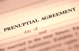 Would You Sign A Prenuptial Agreement Before Your Wedding?
