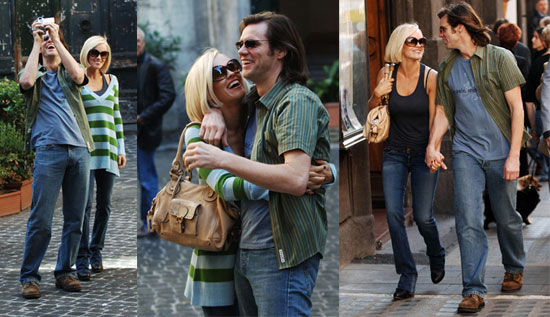 Celebrity Stye: Jenny McCarthy European Vacation