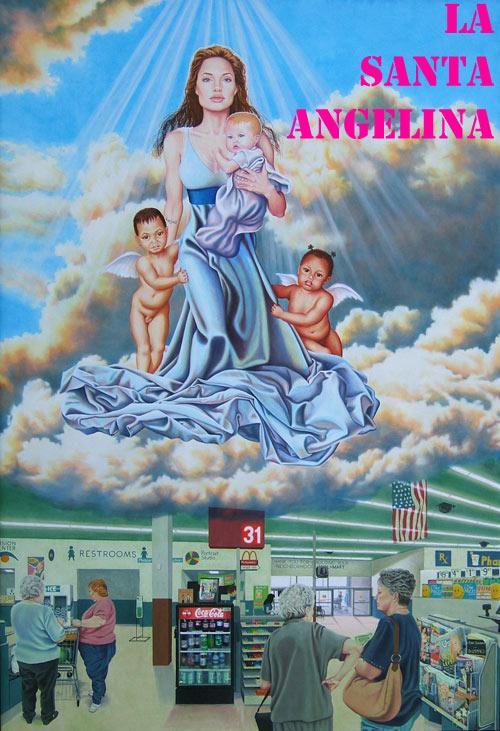 hail, angelina, full of grace