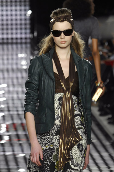 New York Fashion Week, Fall 2007:  Miss Sixty