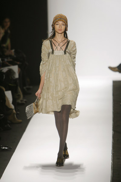 New York Fashion Week, Fall 2007:  BCBG