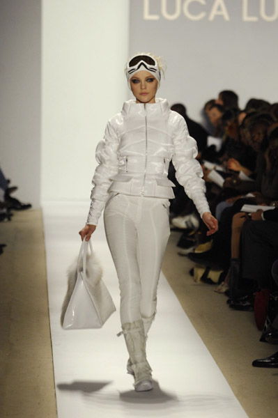 New York Fashion Week, Fall 2007:  Luca Luca