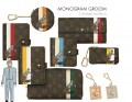 Louis Vuitton&#039;s Monogrammed Groom Collection