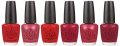 OPI's Hot Holiday Colors
