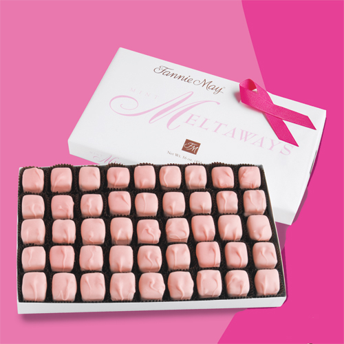 Pretty Pink Chocolates