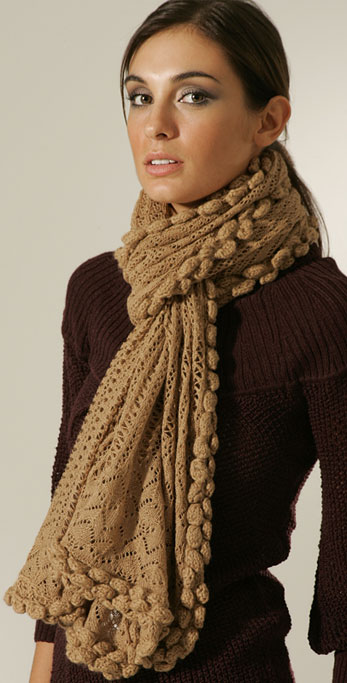 Cozy Cold-Weather Scarves