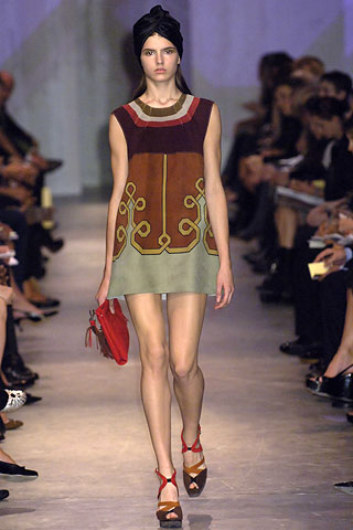 Prada at London Fashion Week