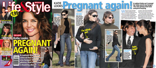 Is Katie Pregnant Again?