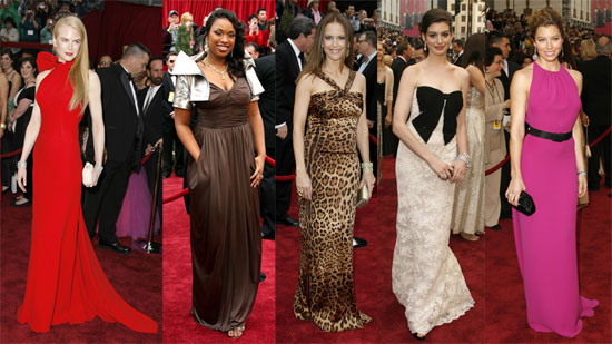 Who Was Worst Dressed at The Oscars?