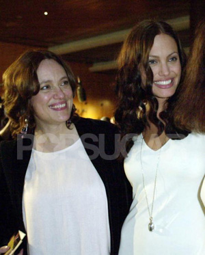 Angelina Jolie's Mom Passes Away