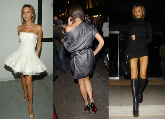 Posh Voted Worst Celebrity Legs?