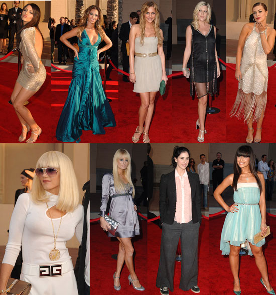 American Music Awards: The Ladies Arrive!