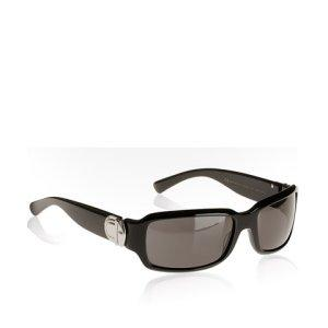 Marc Jacobs black rectangular sunglasses