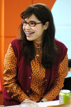 Geek Shot: Ugly Betty Is Not So Ugly