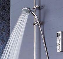 Remote Control Shower