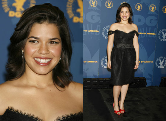 Healthy and Not at ALL Ugly: America Ferrera
