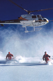 Heliski: It's a Hell of a Ride