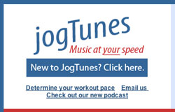 JogTunes: Beats for Your Jog