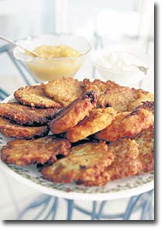 Healthy Latkes