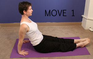 Let Pilates Move You: Reverse Plank